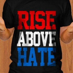 John Cena T-Shirt Rise Above Hate