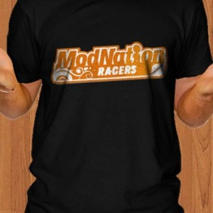 ModNation Racers T-Shirt Black