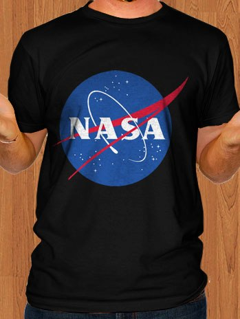 NASA T-Shirt Men