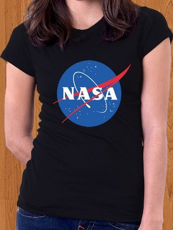 NASA T-Shirt Women