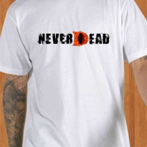 Never Dead T-Shirt Game
