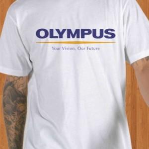 Olympus T-Shirt Camera DSLR