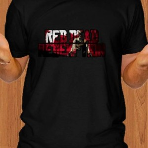 Red Dead Redemption T-Shirt Black