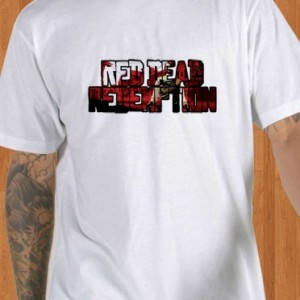Red Dead Redemption T-Shirt White