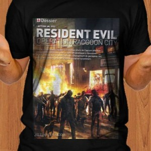 Resident Evil T-Shirt Operation Raccoon City