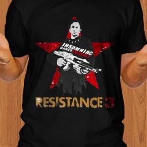 Resistance T-Shirt 05