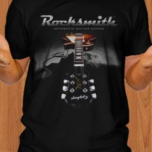 Rocksmith Guitar T-Shirt