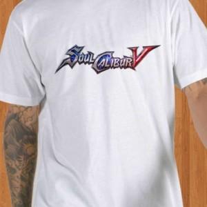 SOULCALIBUR V T-Shirt White