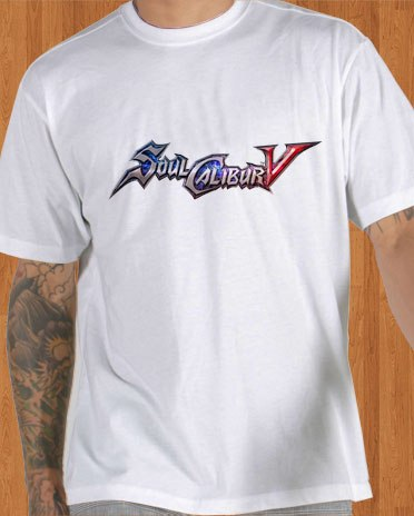 SOULCALIBUR V T-Shirt White