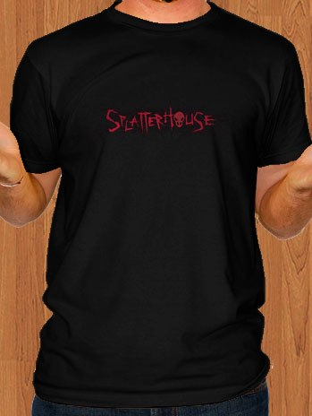 Splatterhouse Game T-Shirt