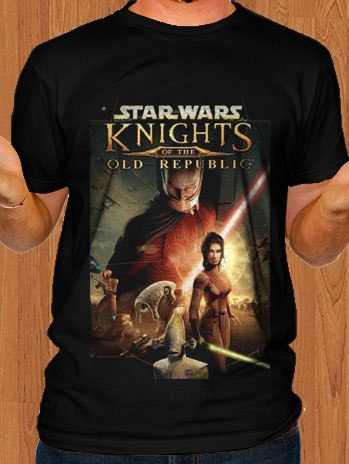 Star Wars T-Shirt Knights Of The Old Republic