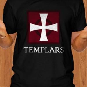 The Secret World T-Shirt Templars