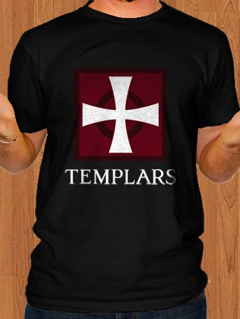 The Secret World T-Shirt Templars