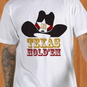 Texas HoldEm Poker T-Shirt