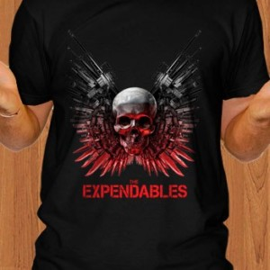 The Expendables T-Shirt Black