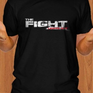 The Fight Lights Out T-Shirt