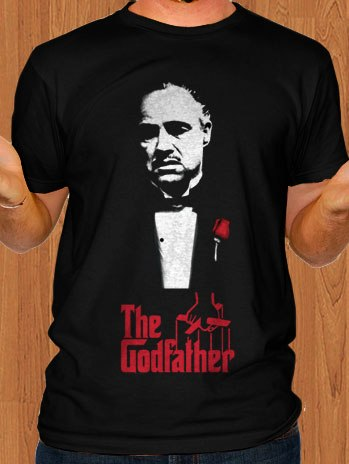 The Godfather T-Shirt Al Pacino