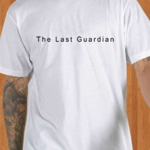 The Last Guardian T-Shirt White