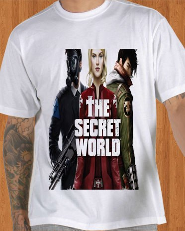 The Secret World T-Shirt