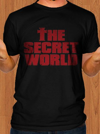 The Secret World T-Shirt Logo