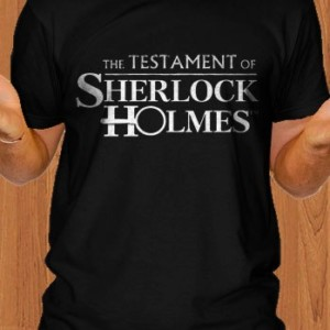 The Testament Of Sherlock Holmes T-Shirt