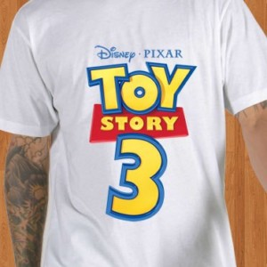 Toy Story T-Shirt White