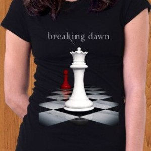 Twilight T-Shirt Breaking Dawn