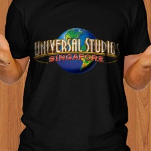 Universal Studio Singapore T-Shirt Men