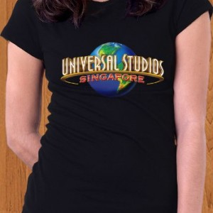 Universal Studio Singapore T-Shirt Women