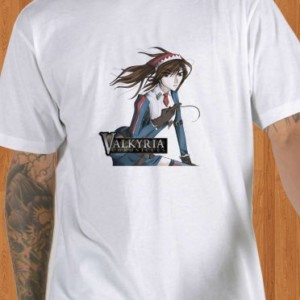 Valkyria Chronicles T-Shirt White