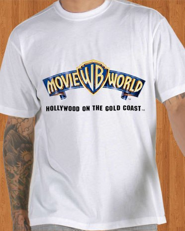 Warner Bros Australia T-Shirt