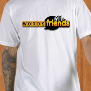 Words With Friends T-Shirt