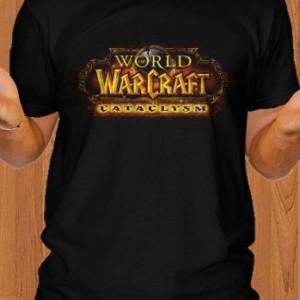 World Of Warcraft T-Shirt Cataclysm