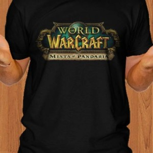 World Of Warcraft T-Shirt Mists Of Pandaria