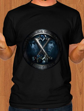 X-Men T-Shirt First Class Movie