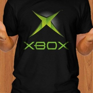 X Box T-Shirt Logo