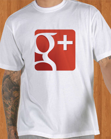 Google Plus T-Shirt