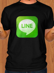 line-app-white-men-t-shirt