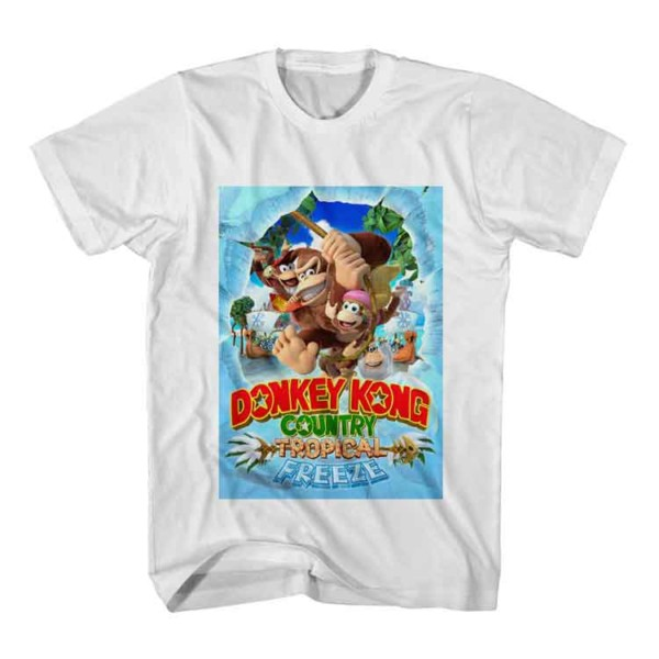 Donkey Kong Country Tropical Freeze T-Shirt