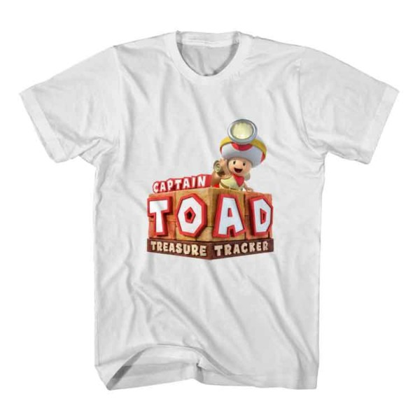 Captain Todd T-Shirt