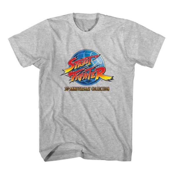Street Fighter 30 Anniversary T-Shirt