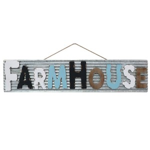 Farmhouse Banner Sign.  Best Farmhouse Decoration Under $50 at Amazon