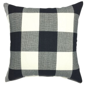 Tartan Pillowcase for Sofa. Best Farmhouse Decoration Under $50 at Amazon