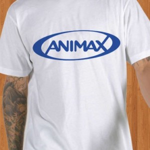 Animax T-Shirt Old Logo