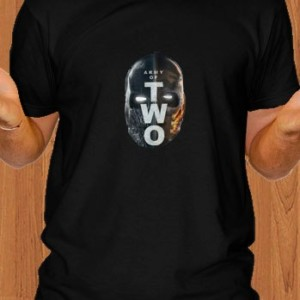 Army of Two T-Shirt Black