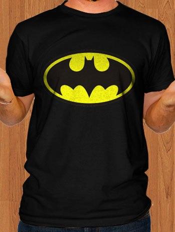 Batman T-Shirt Logo
