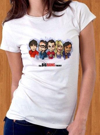 Big Bang Theory T-Shirt 04 Women