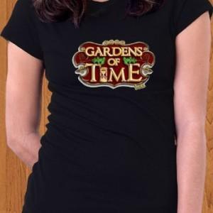 Gardens of Time T-Shirt Game Women