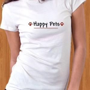 Happy Pets T-Shirt Game Women