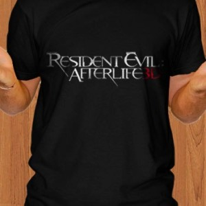 Resident Evil 3 T-Shirt Afterlife 3D Zombie